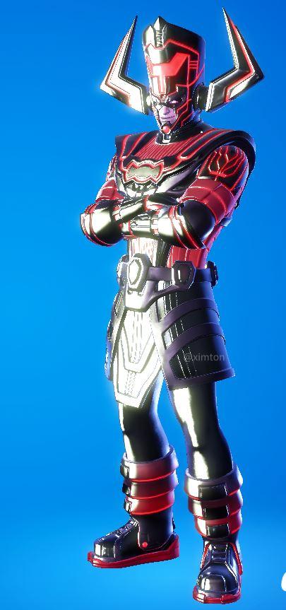 Galactus Fortnite Skin