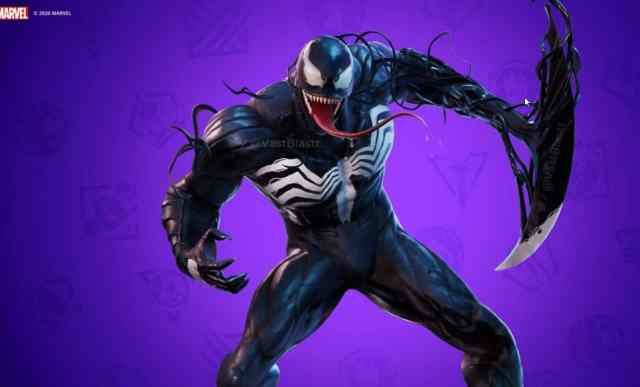 Venom Skin Fortnite