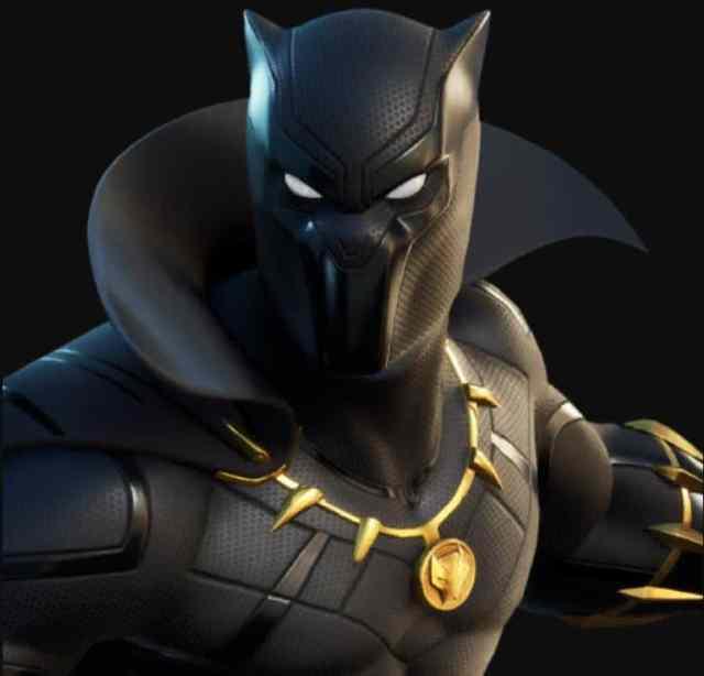 Black Panther Fortnite Skin