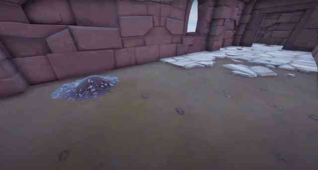 Fortnite -Dig up Gnomes from Fort Crumpet and Pleasant Park