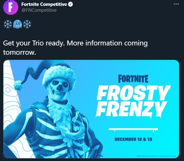 Frosty Frenzy Winter Royale 2020