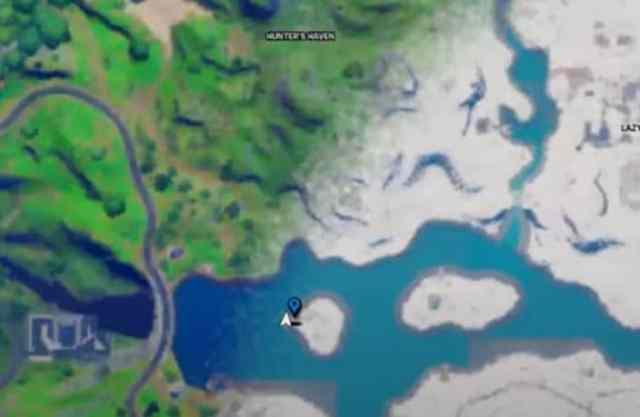 Snowy Flopper Location