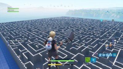 Fortnite team creates humongous maze in Creative mode ...