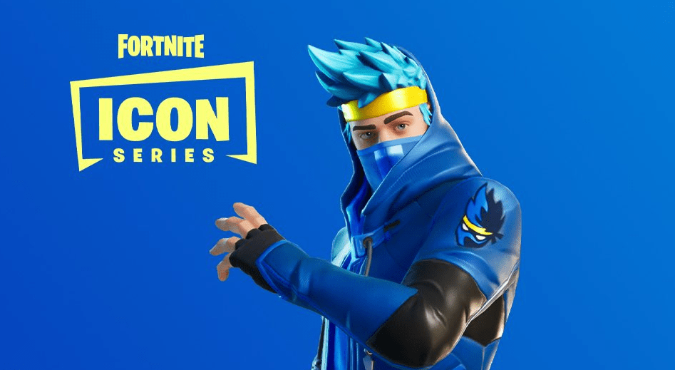 Ninja Finally Gets His Fortnite Skin