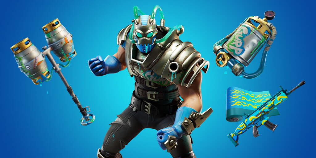 Fortnite Beef Boss Skin Epic Outfit Fortnite Skins