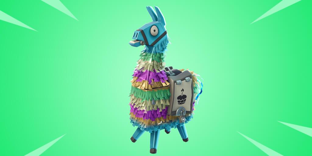 Birthday Llamas
