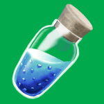Small Shield Potion Skin