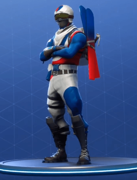 Fortnite Alpine Ace Kor Outfits Fortnite Skins
