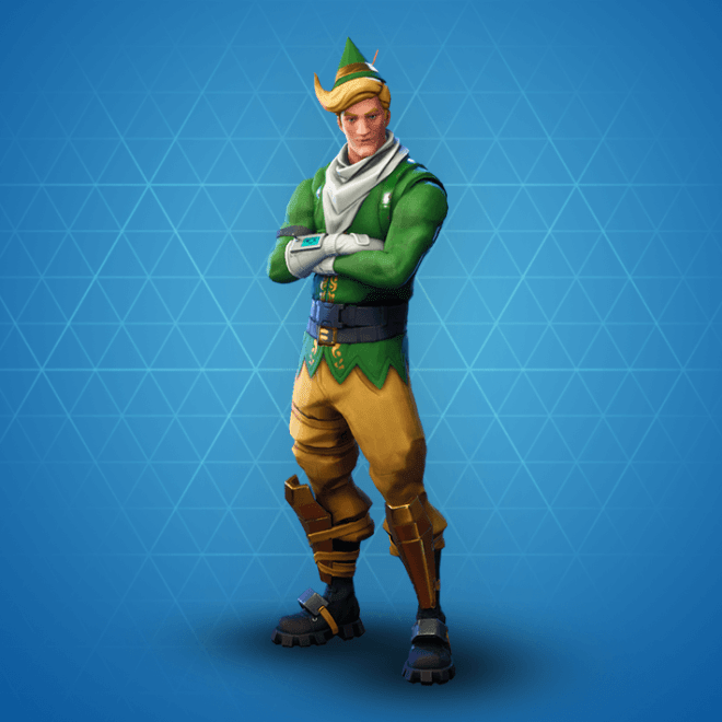 Codename ELF Skin