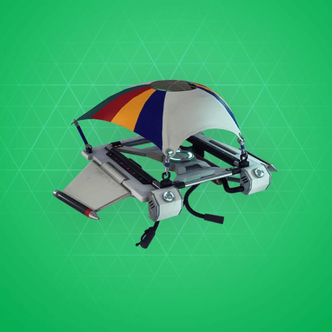 Fighter Kite Glider