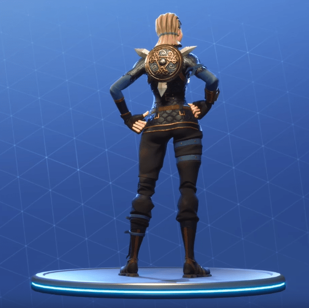 Fortnite Highland Warrior Skin Epic Outfit Fortnite Skins