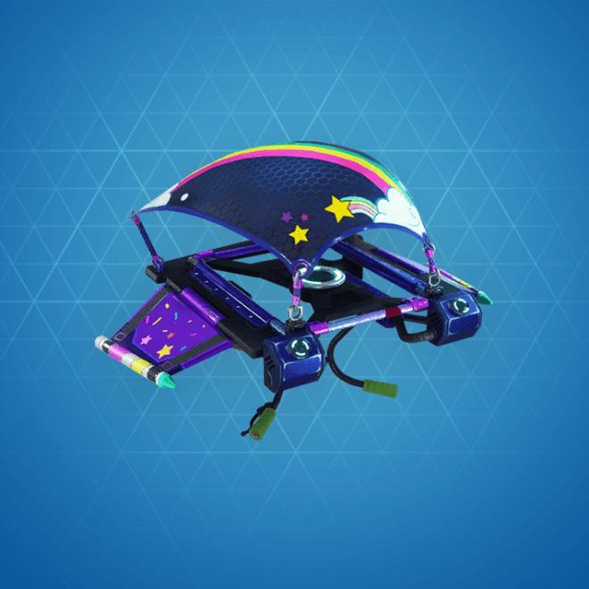 Rainbow Rider Glider