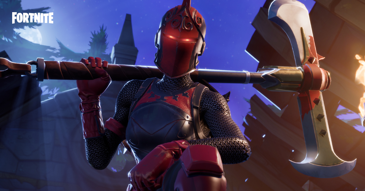 Fortnite Red Knight Outfits Fortnite Skins