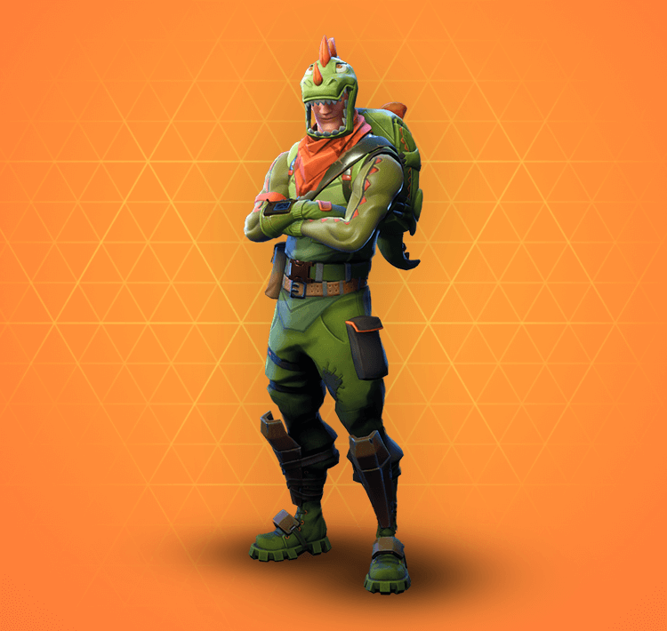 Fortnite rex skin legendary outfit fortnite skins - Rex from fortnite ...