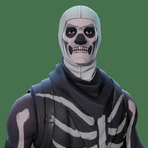 Fortnite Skull Trooper Outfits