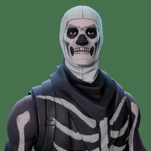 Fortnite Skull Trooper Skin | Epic Outfit - Fortnite Skins