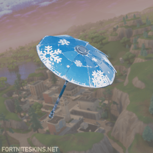 snowflake-umbrella
