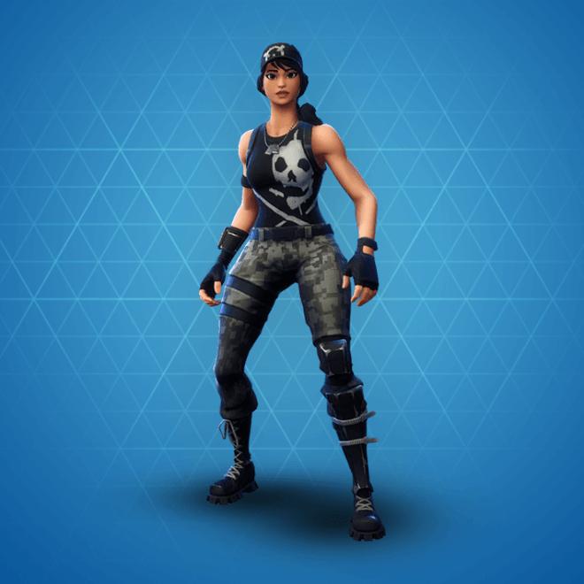 Survival Specialist Skin