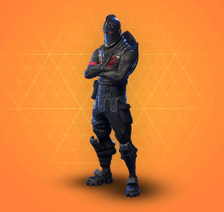 Fortnite Black Knight Skin Legendary Outfit Fortnite Skins