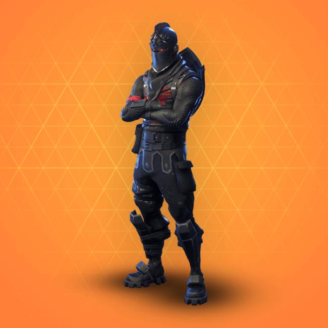 Black Knight Skin
