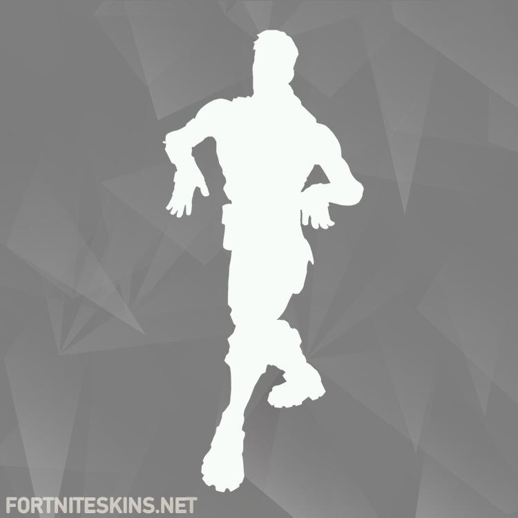 Dance Moves Fortnite Silhouette
