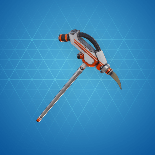 Pulse Axe Harvesting Tool