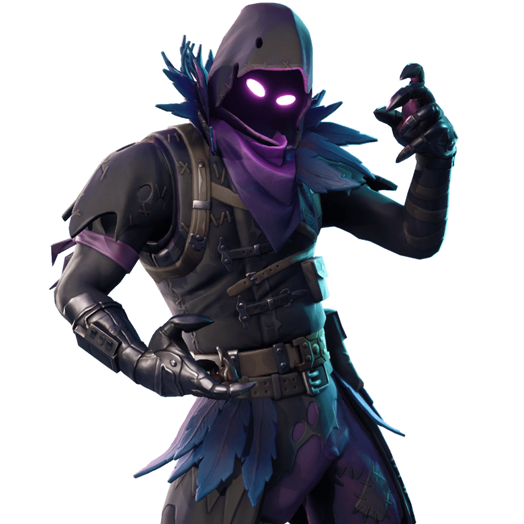 Fortnite Raven Skin Legendary Outfit Fortnite Skins - featured