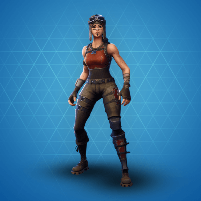 Renegade Raider Skin