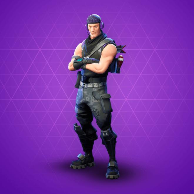Sub Commander Skin
