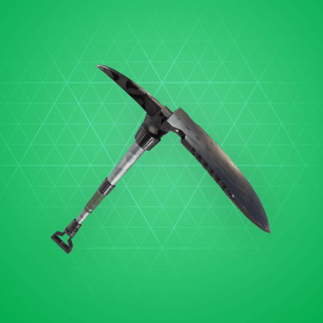 Tactical Spade Harvesting Tool