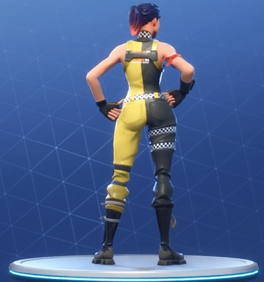 Rarest Fortnite Skin Season 1