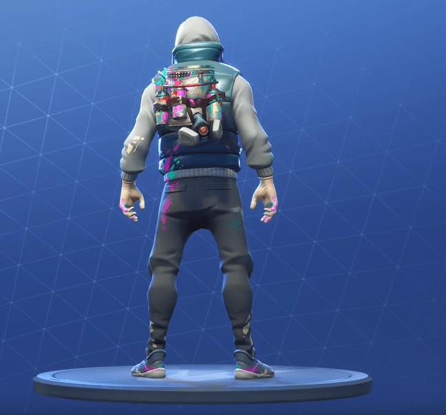 Fortnite Abstrakt Outfits Skins