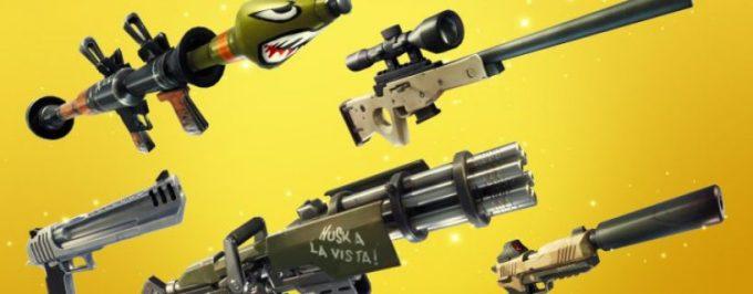 fortnite new weapons 680x266