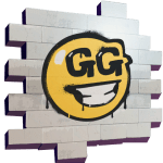 GG Smiley icon png