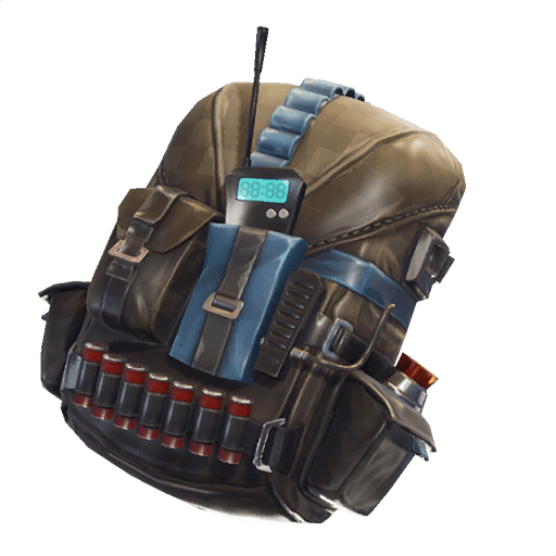 Pursuit Back Bling