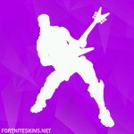 rock out emote