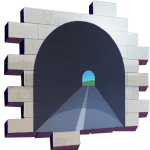 Tunnel icon png