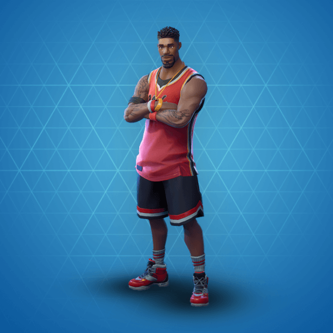 Jumpshot Skin