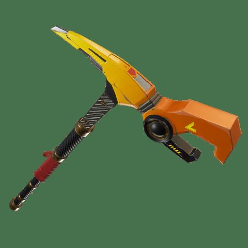 Power Grip Pickaxe