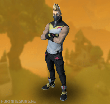 All Items From Fortnite Drift Set Fortnite Skins