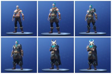 ragnarok-all-selectable-styles