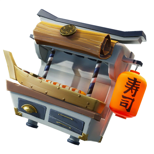 Chef's Choice Back Bling