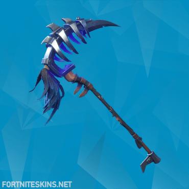 iron beak pickaxe