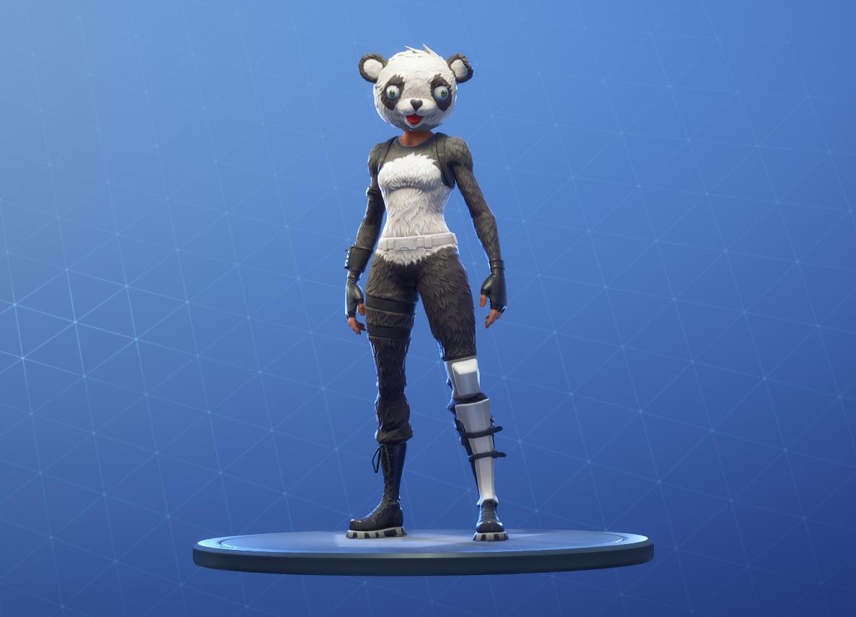 Panda Team Leader Fortnite Skin Gafaeaanafaeaarateur