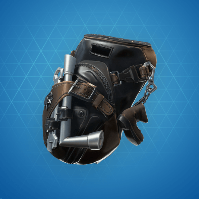 Road Ready Back Bling