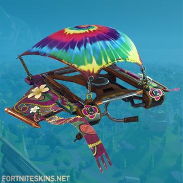 tie dye flyer glider hd