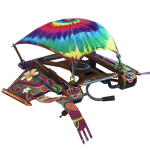 Tie-Dye Flyer icon png