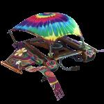 Tie-Dye Flyer icon