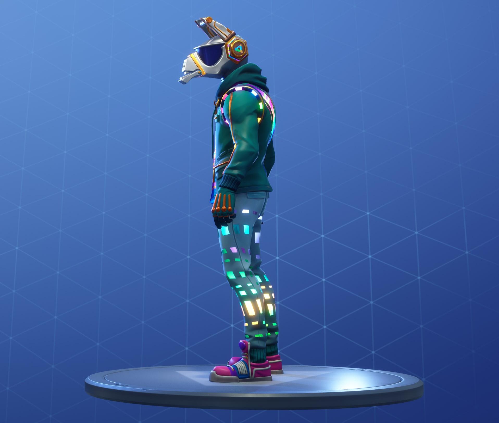 Fortnite Dj Yonder Skin Epic Outfit Fortnite Skins