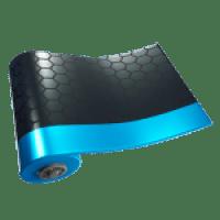 Blue Metallic icon